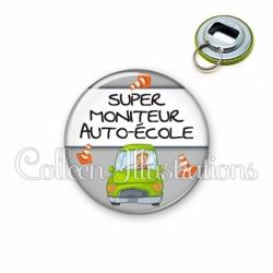Décapsuleur 56mm Super moniteur auto-école (184GRI01)