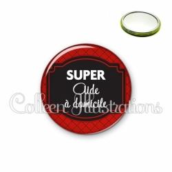 Miroir 56mm Super aide à domicile (013ROU01)