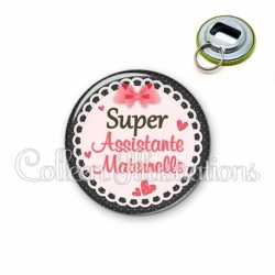 Décapsuleur 56mm Super assistante maternelle (005ROS01)