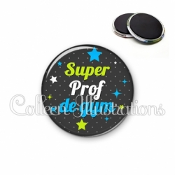 Magnet 56mm Super prof de gym (157GRI04)