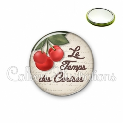 Miroir 56mm Le temps des cerises (187MAR01)