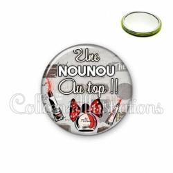 Miroir 56mm Nounou au top (178GRI01)