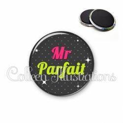 Magnet 56mm Mr Parfait (157GRI02)