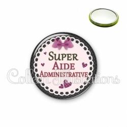 Miroir 56mm Super aide administrative (005VIO01)