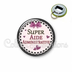 Décapsuleur 56mm Super aide administrative (005VIO01)