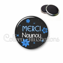 Magnet 56mm Merci (014GRI07)