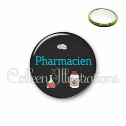 Miroir 56mm Pharmacien (166GRI01)