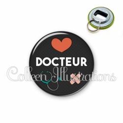 Décapsuleur 56mm Docteur (155NOI01)