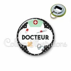 Décapsuleur 56mm Docteur (002NOI01)