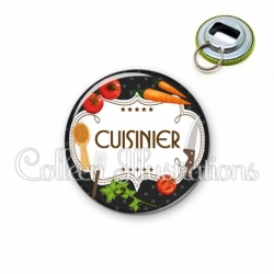 Décapsuleur 56mm Cuisinier (045NOI03)