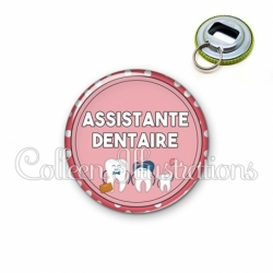 Décapsuleur 56mm Assistante dentaire (012ROS01)