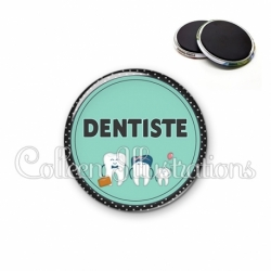 Magnet 56mm Dentiste (012VER01)