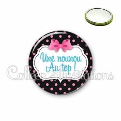 Miroir 56mm Nounou au top (006NOI21)