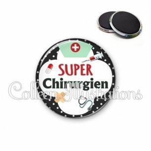 Magnet 56mm Super chirurgien (002NOI01)