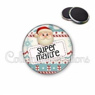 Magnet 56mm Super maître (003MUL06)