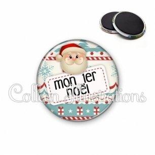Magnet 56mm Mon 1er Noël (003MUL06)
