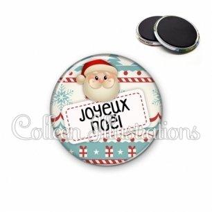 Magnet 56mm Joyeux Noël (003MUL06)