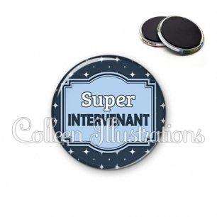 Magnet 56mm Super intervenant (004BLE02)