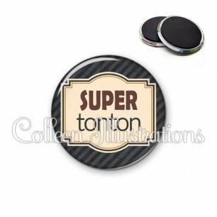 Magnet 56mm Super tonton (004NOI01)
