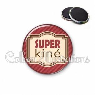 Magnet 56mm Super kiné (004ROU01)