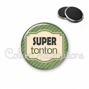 Magnet 56mm Super tonton (004VER02)
