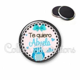 Magnet 56mm Te quiero abuela (005BLE01)