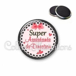 Magnet 56mm Super assistante de direction (005ROS01)