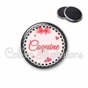 Magnet 56mm Coquine (005ROS01)