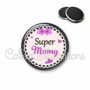 Magnet 56mm Super mamy (005VIO03)