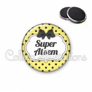 Magnet 56mm Super ATSEM (006JAU01)