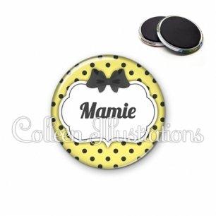Magnet 56mm Mamie (006JAU01)