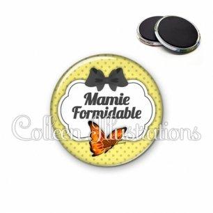 Magnet 56mm Mamie formidable (006JAU02)