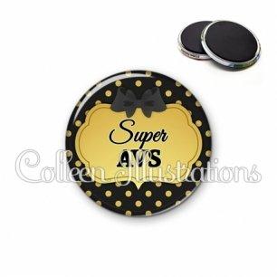 Magnet 56mm Super AVS (006NOI01)