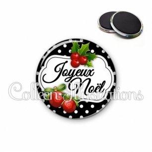 Magnet 56mm Joyeux noël (006NOI15)