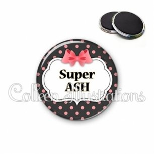 Magnet 56mm Super ASH (006NOI22)