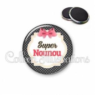 Magnet 56mm Super nounou (008NOI02)