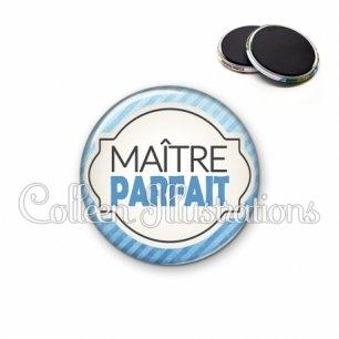 Magnet 56mm Maître parfait (011BLE06)