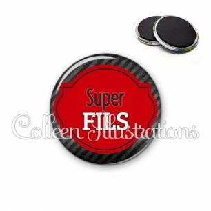Magnet 56mm Super fils (011NOI01)