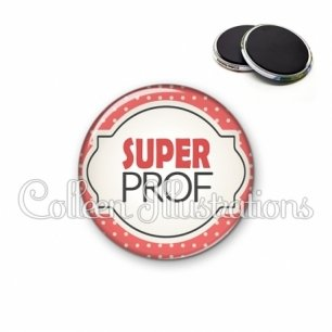 Magnet 56mm Super prof (011ROU03)