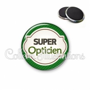 Magnet 56mm Super opticien (011VER01)