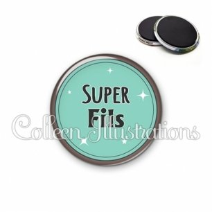 Magnet 56mm Super fils (012VER01)