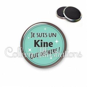 Magnet 56mm Kine qui déchire (012VER01)