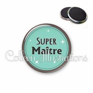 Magnet 56mm Super maître (012VER01)