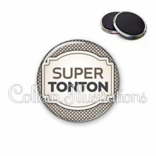 Magnet 56mm Super tonton (013GRI01)