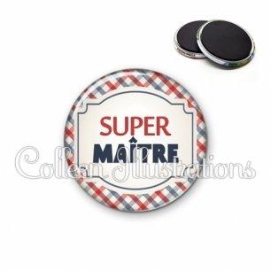 Magnet 56mm Super maître (013MUL01)