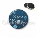 Magnet 56mm Super mamie (014BLE02)