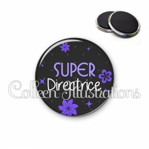 Magnet 56mm Super directrice (014GRI04)