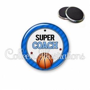 Magnet 56mm Super coach (016BLE01)