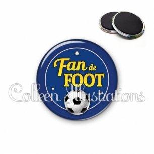 Magnet 56mm Fan de foot (016BLE04)