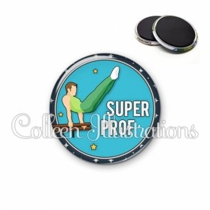 Magnet 56mm Super prof (016BLE05)